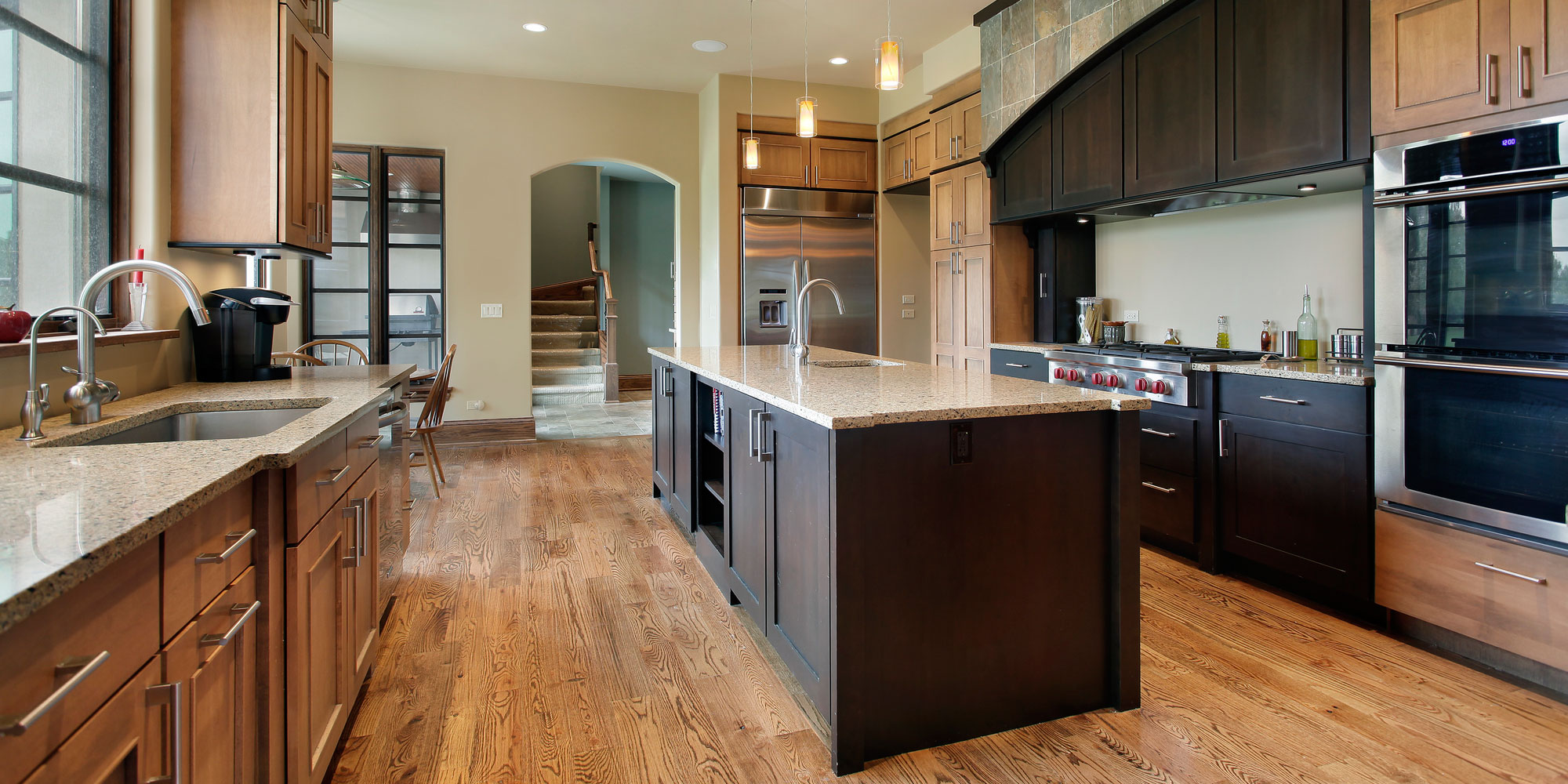 Cabinet Kitchen. HTI Granite  Cabinetry Kitchen Cabinets Denver Countertops