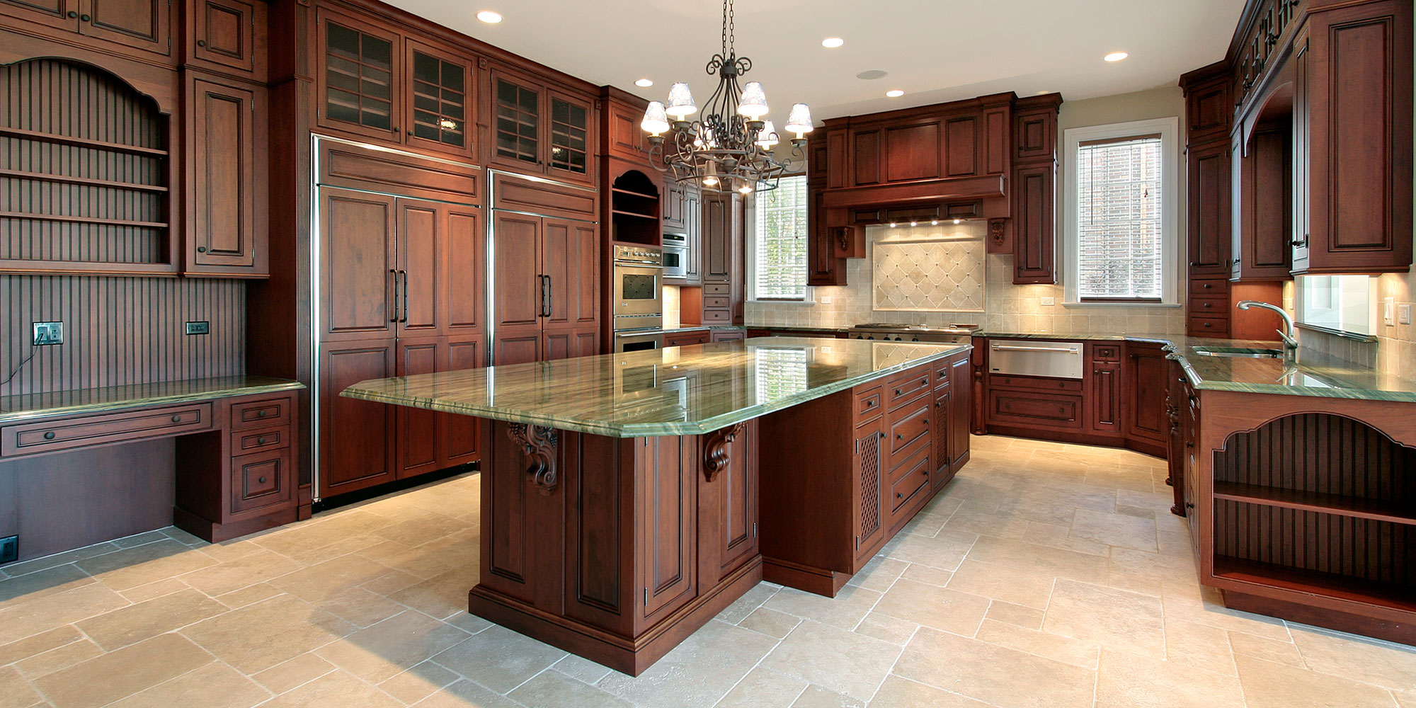 HTI Granite & Cabinetry | Kitchen Cabinets Denver | Granite ...