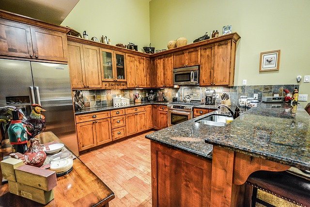 Top Mistakes You Can Make When Caring for Your Granite Kitchen ...